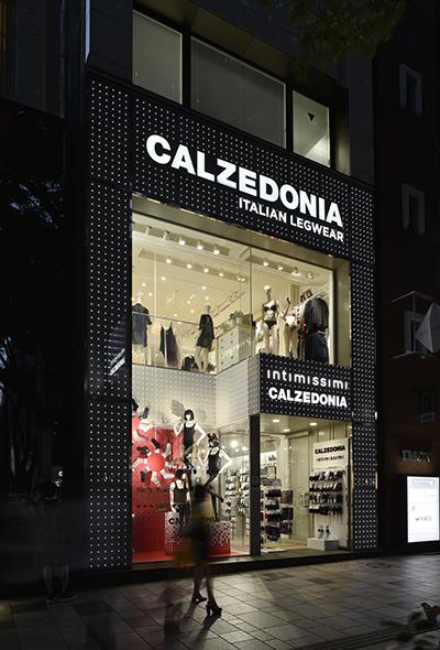 CALZEDONIA表参道