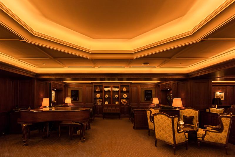 ホテル日航福岡 メインバー   夜間飛行