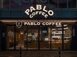 PABLO COFFEE   Shinsaibashi OPA & OPA Kireikan
