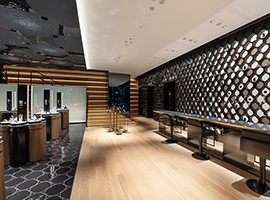 SHISEIDO THE STORE First floor cosmetic