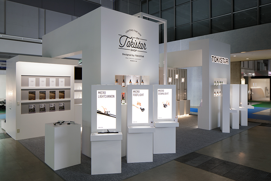 LIGHTING FAIR2019「the TOKISTAR SHOP」