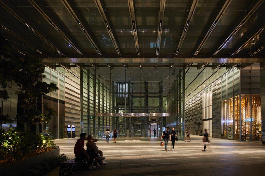 Guoco Tower Singapore